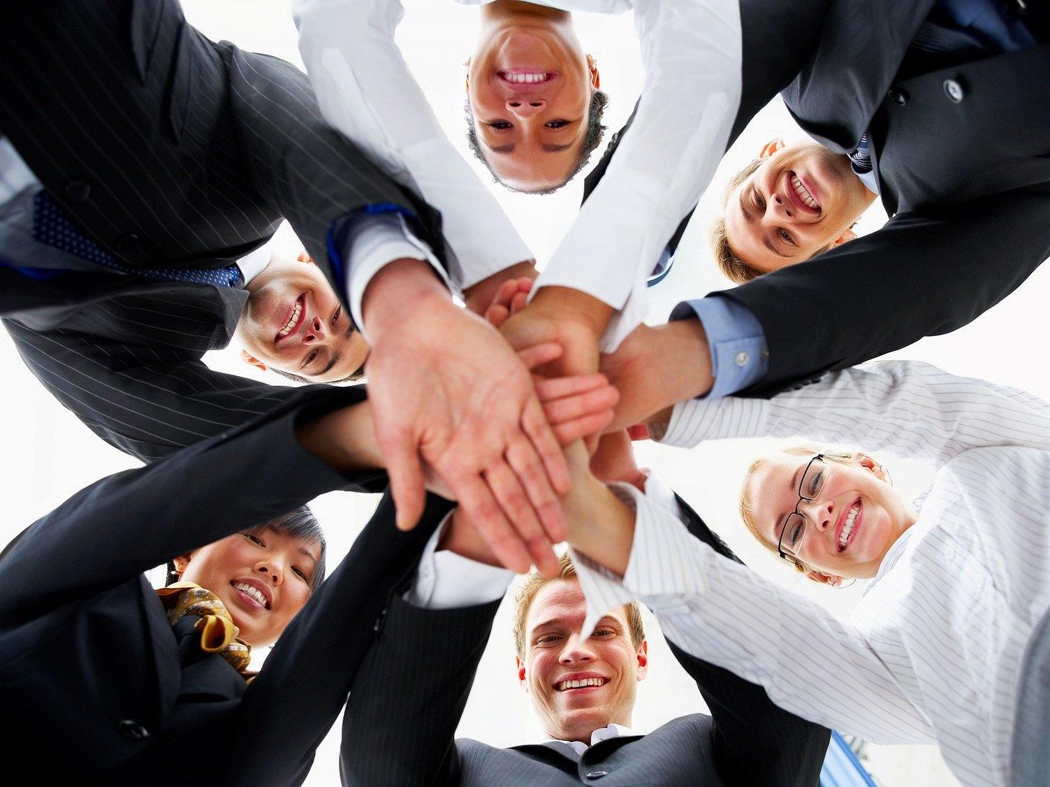 Teamwork and team spirit